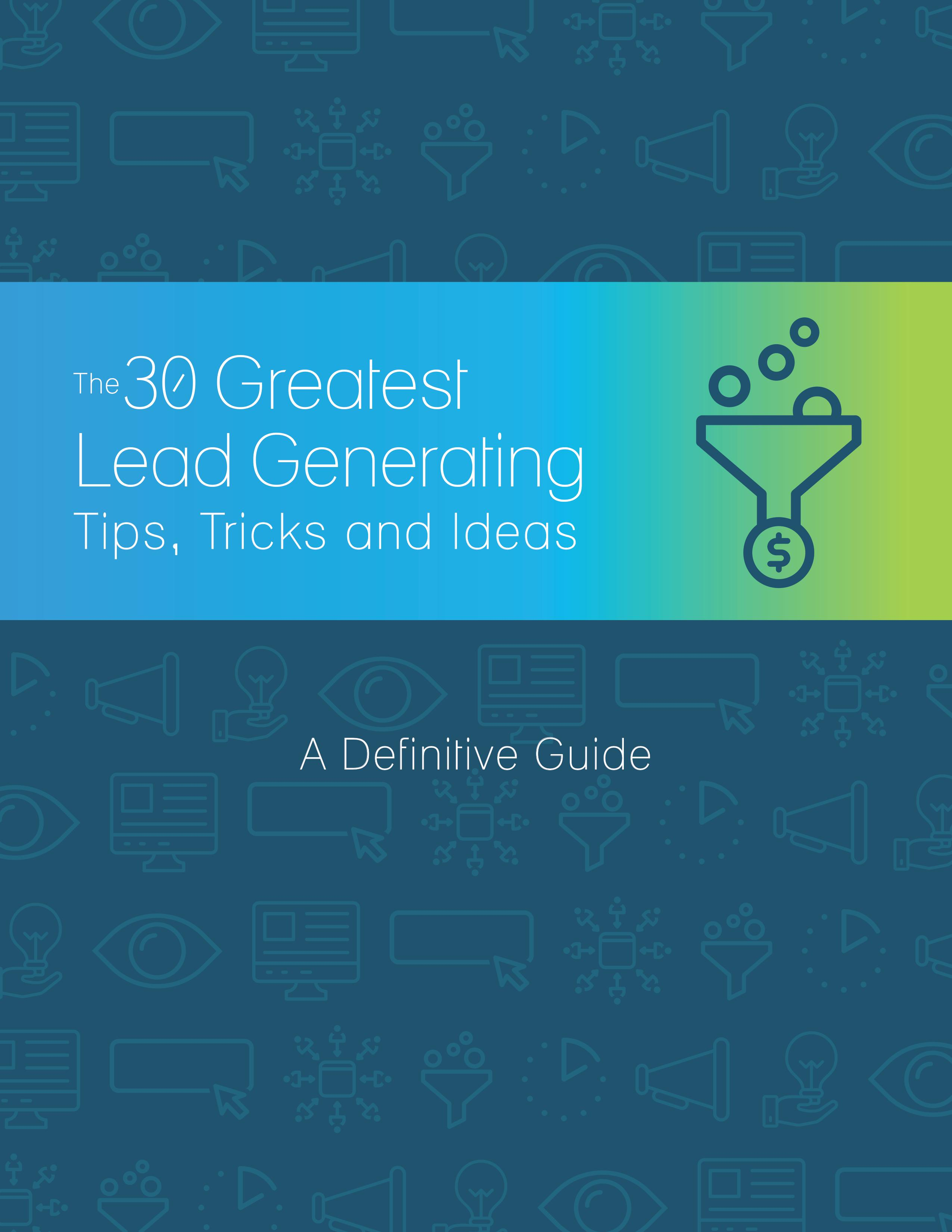 lead gen ebook cover
